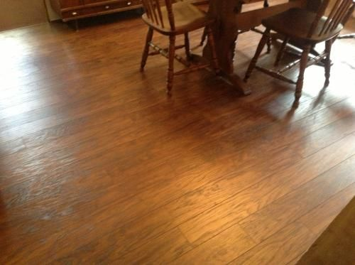 Pergo Xp Highland Hickory 10 Mm Thick X 4 78 In Wide X 47 78 In