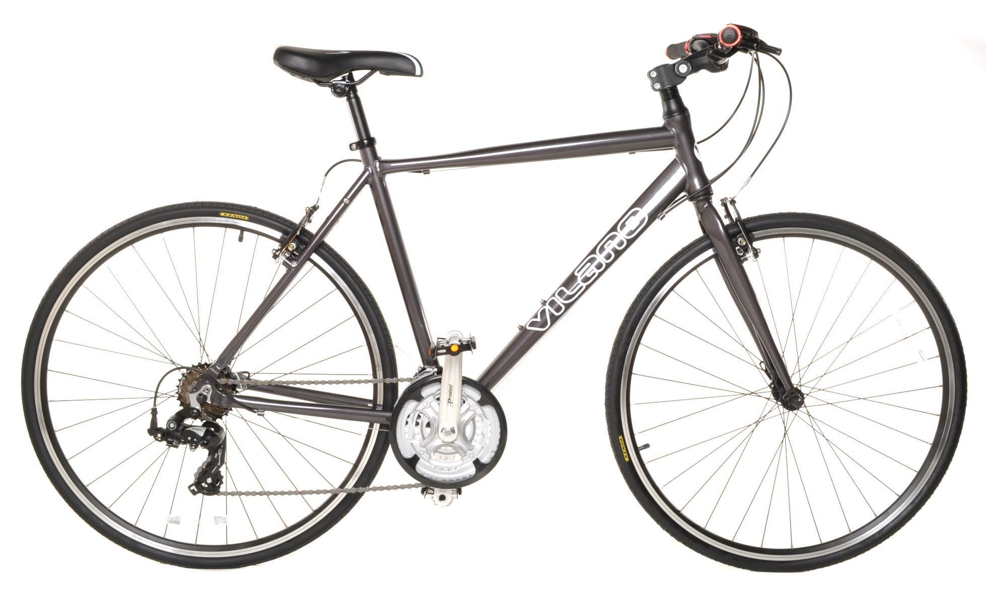 Vilano Performance Hybrid Bike 700c 21 Speed Shimano Road Bike