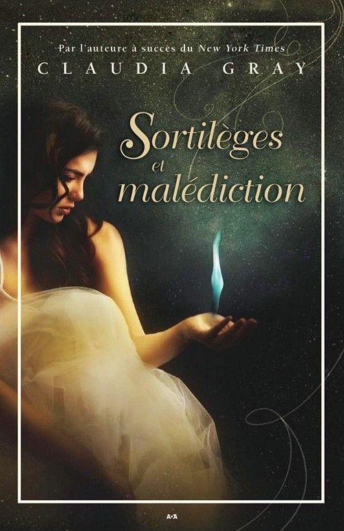 Couverture Sortilèges et malédiction, tome 1