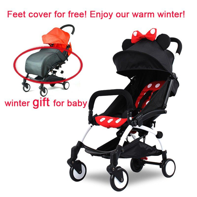 RU wholesale baby stroller, 28 colors to choose, the
