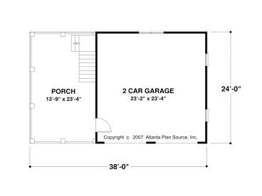 1st Floor Plan Garage Loft Garage Plans With Loft Loft Plan