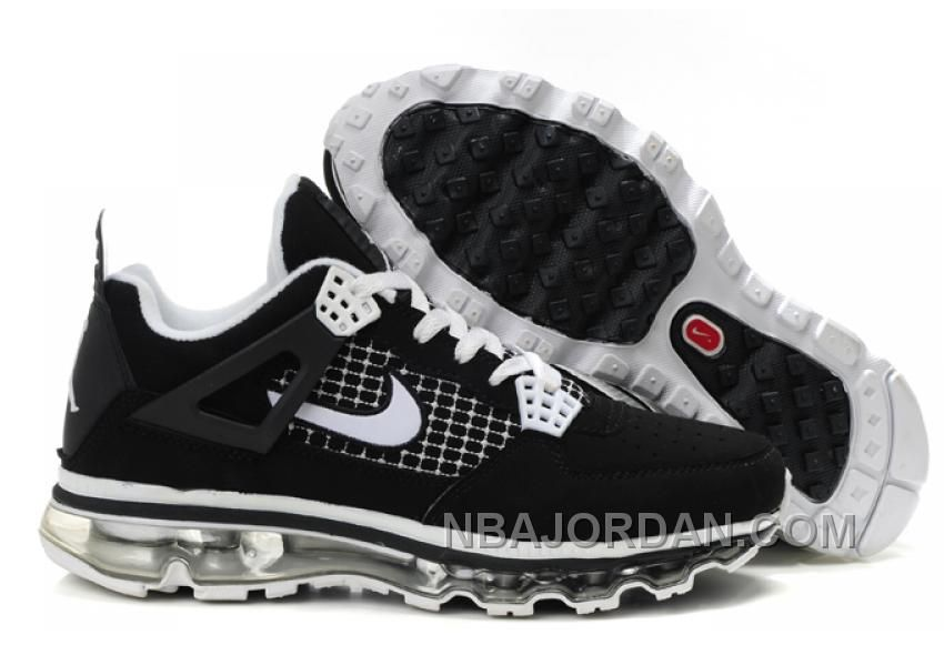 Find Air Jordan 4 Max Black White Lastest online or in Footlocker. Shop Top  Brands and the latest styles Air Jordan 4 Max Black White Lastest of at ...