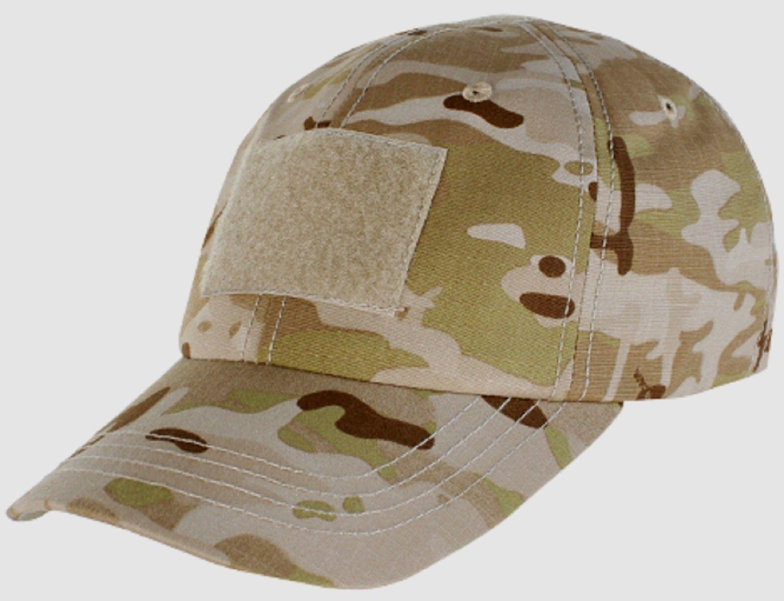 a8c6137a7616a MultiCam Arid Baseball-Style Tactical Cap Tropic Camo Military Operator Hat