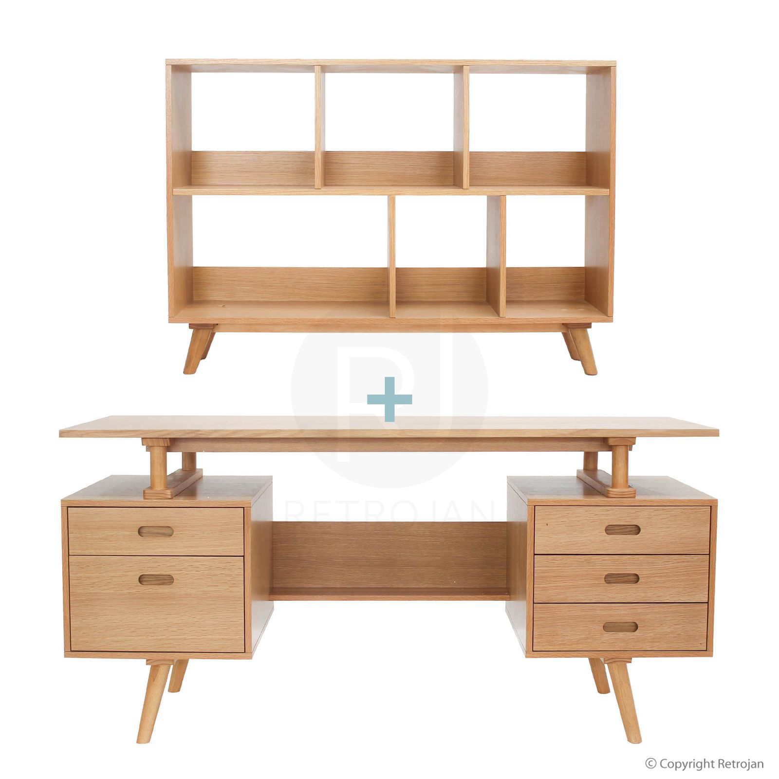 buy office desk natural. Looking For Scandinavian Style Office Desk And Bookshelf? Check Out The Haakon Bookshelf AndJosephine Buy Natural O