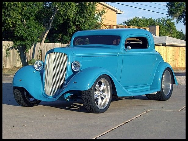 1934 chevrolet 3 window coupe 427 ci automatic for sale for 1934 chevrolet 3 window coupe