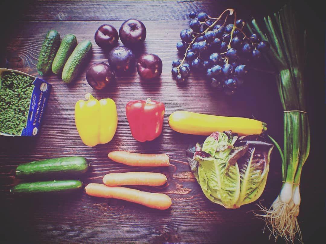 Plastic free shopping! - - - #kitchen #cooking #veggie #food #vegetables #fruit #noplastic #environm...