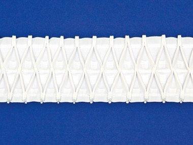 Smocking Shirring Tape Diamonds Pleat Tape 3 Cords 5 Meters
