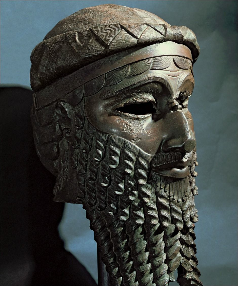 In 2340 BCE Sargon of Akkad conquered most of the Sumerian city-states, thus ending the Sumerian period and founding the Akkadian Empire, widely regarded as the first empire in history. The Akkadians were a Semitic-speaking group who united the Semites and Sumerian speakers under one rule. The Akkadian Empire was short-lived and in 2125 BC the empire fell. Mesopotamia eventually coalesced into two distinct empires: Assyria in the north and Babylonia in the south.