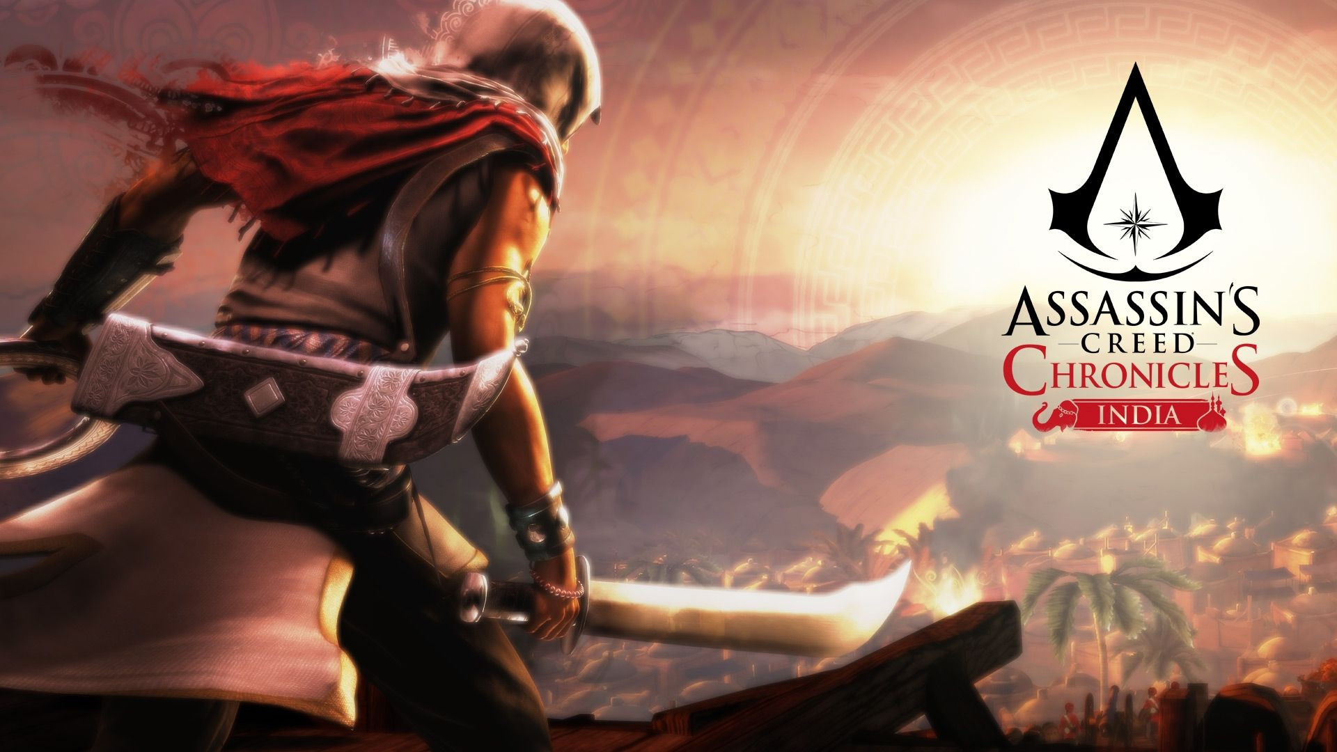 Assassin S Creed India Wallpaper Assassin S Creed Chronicles