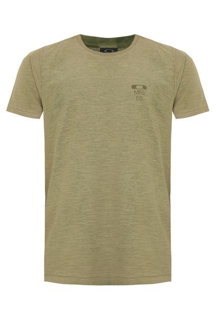 5833285bdac3a Camiseta MC Oakley Especial Inside Spray Sp Aloe - Compre Agora ...