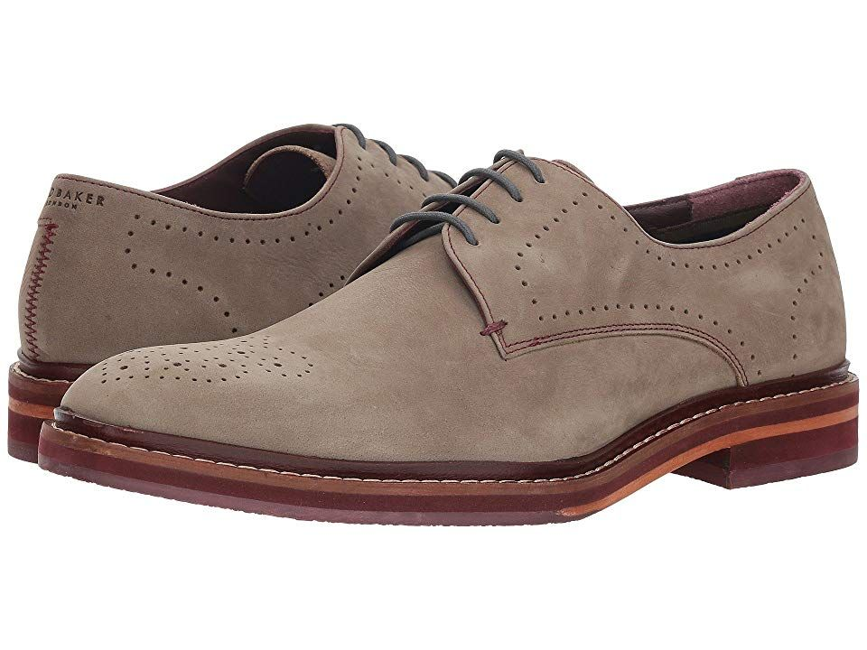 827d630f0f25 Ted Baker Zigee (Grey) Men s Shoes. Keep refinement at the forefront of your