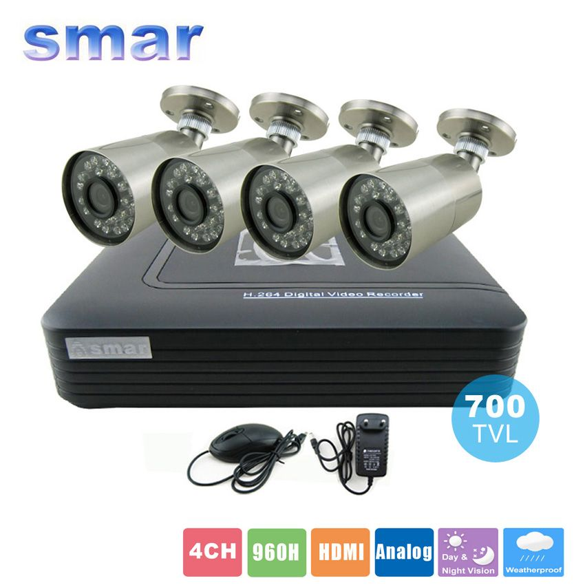 110 98 Buy Here Http Appdeal Ru En56 Ctv 4ch 960h Real Time Hdmi H 264 Dvr Video Surveillance Syst Video Surveillance Surveillance System Bullet Camera