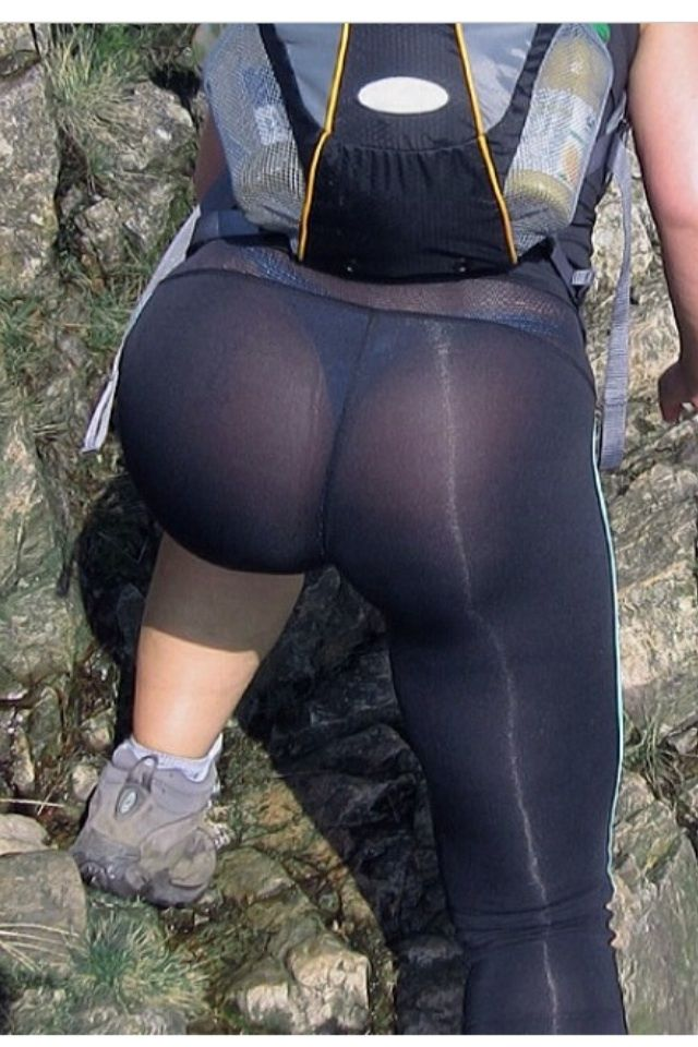 Why We Love See Through Yoga Pants
