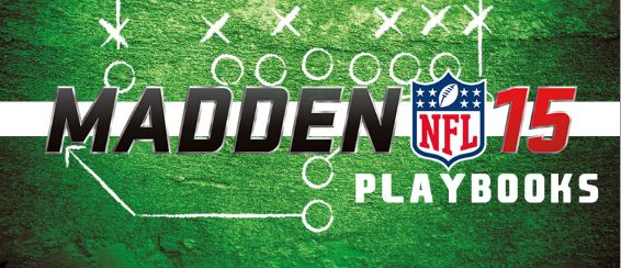 All Madden NFL 15 Team Playbooks (Offense and Defense