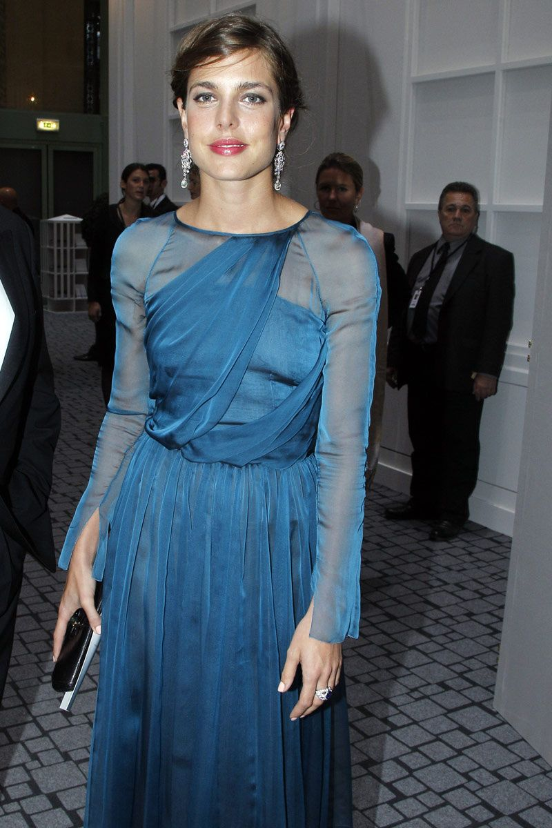 La invitada perfecta: Carlota Casiraghi | Pinterest | Charlotte ...