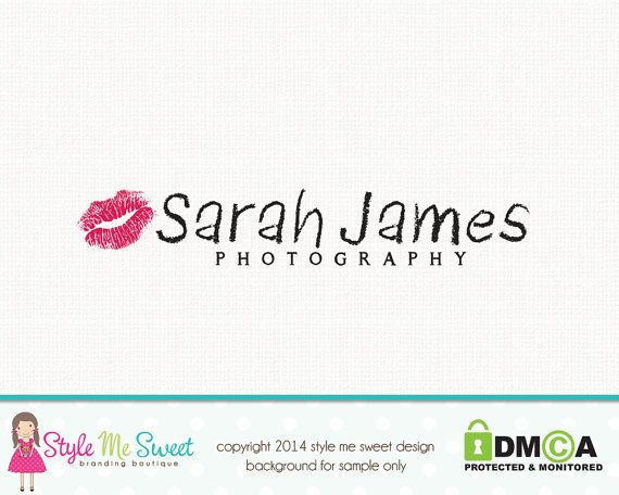 Sarah James Photography Logo