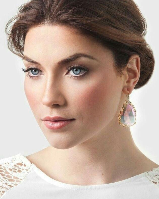 Resultado de imagen para maquillaje de novia natural