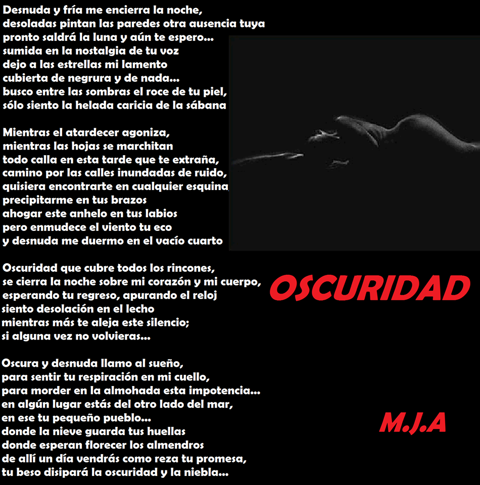 Oscuridad Darkness Poems Memes Movie Posters