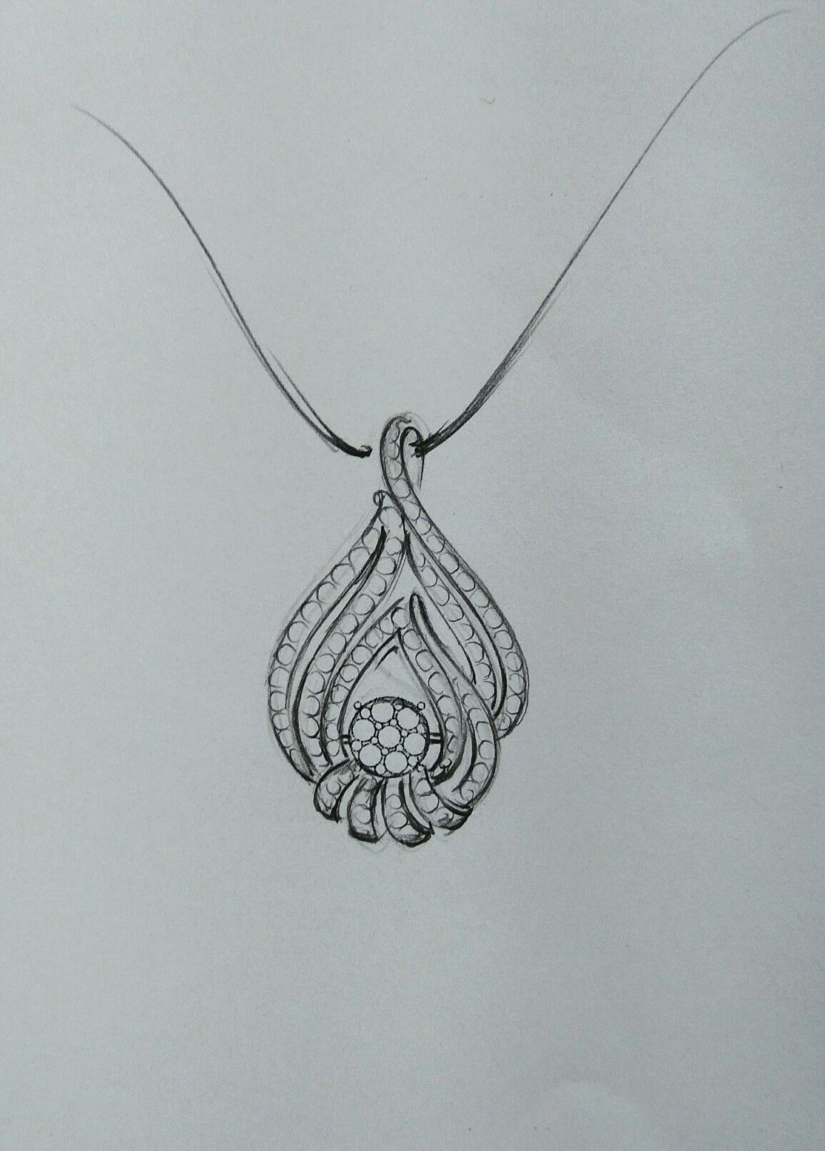 Pin By Melad Medo On Jewelry Design Jewellery Sketches Jewelry