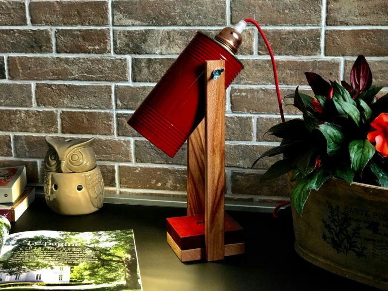 Lampada Barattolo Di Latta : Jar lightu d jar light letteralmente lampada barattolo è un prodotto