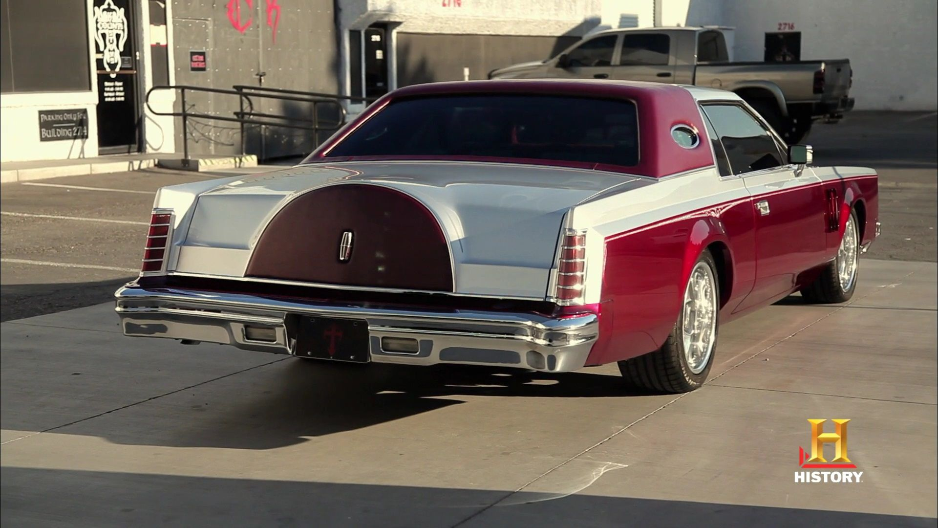 77 Lincoln Continental Mk5 by Counts Kustoms on Counting