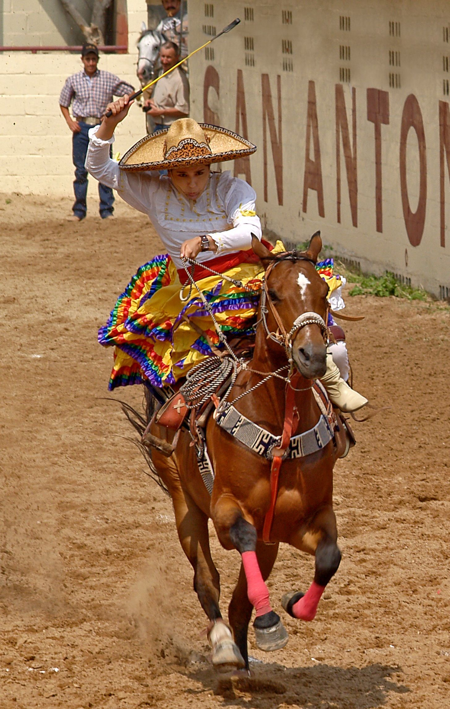 Charro ranch in san antonio has over 60 years of tradition