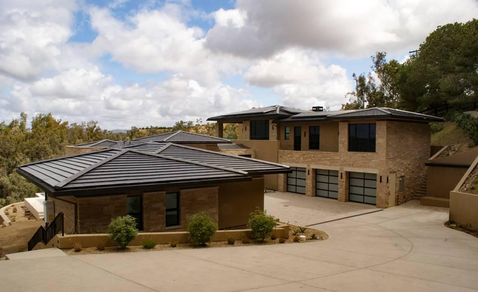 Mf108 Interlocking Flat Clay Roof Tile In C16 Matte Black Clay Roof Tiles Clay Roofs Custom Homes