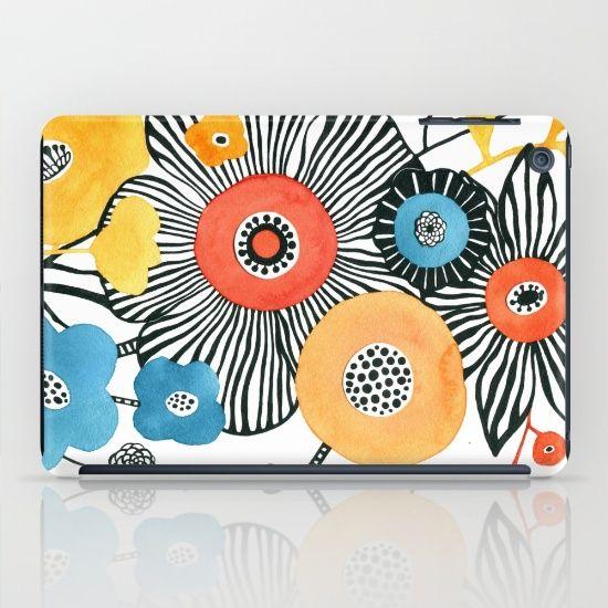 flowers iPad Case by RUNA   Society6