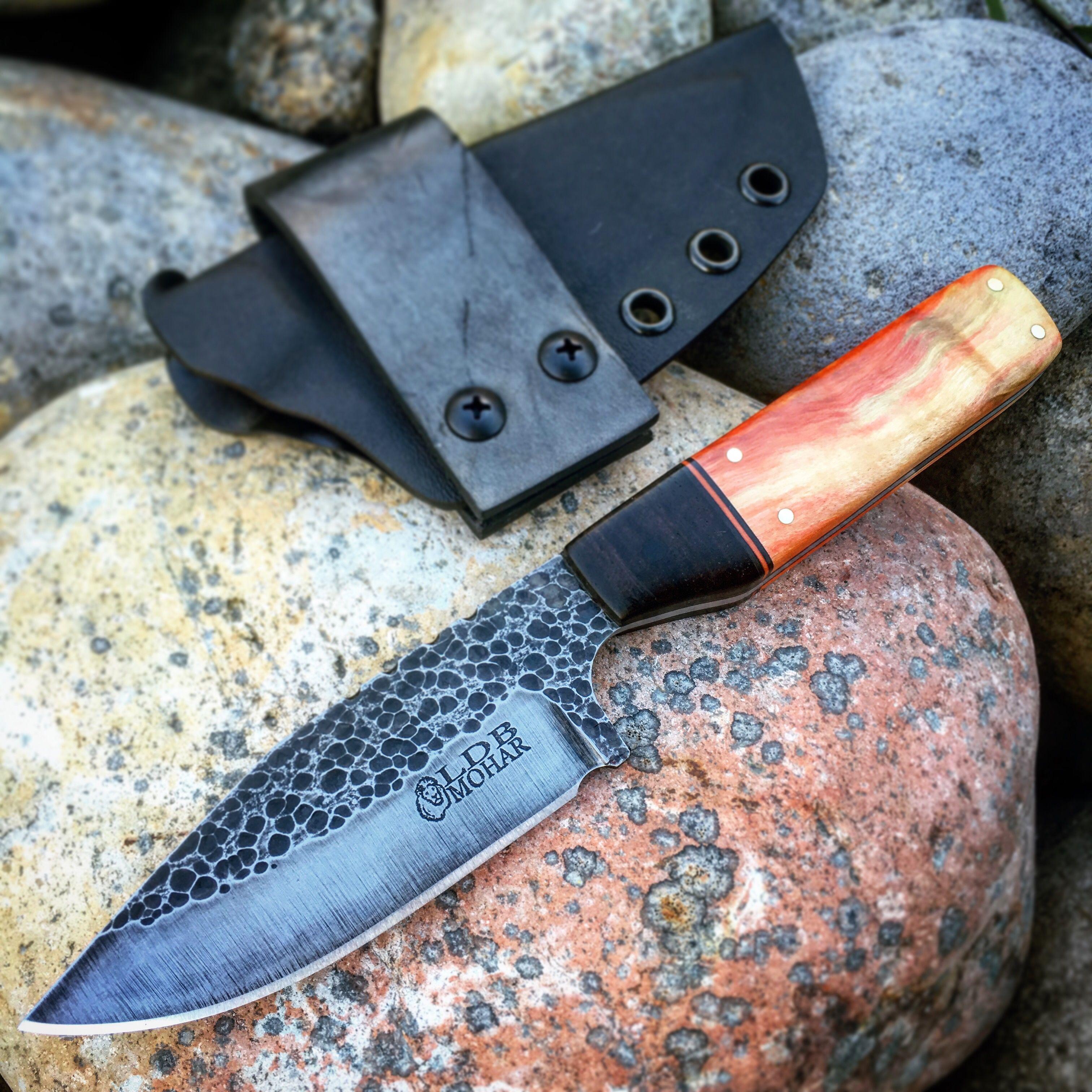 Edc knife makingcustom