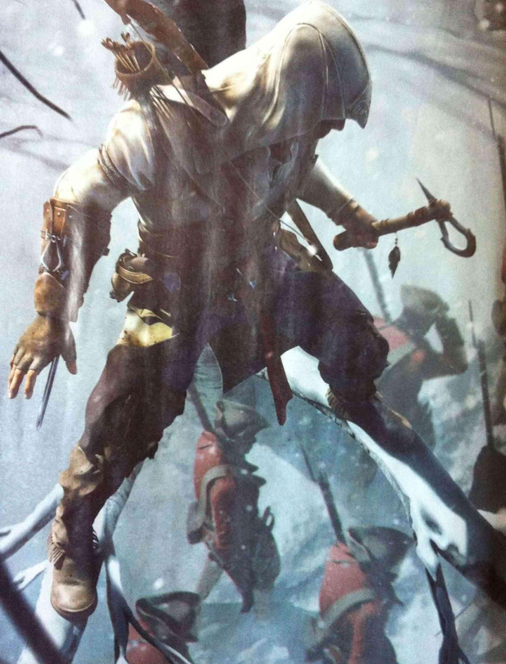 Assassin's creed: artwork