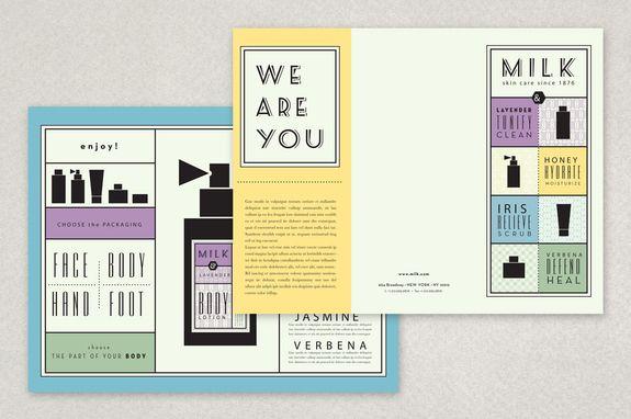 Custom Skin Care Brochure Template Inkd Brochure Design