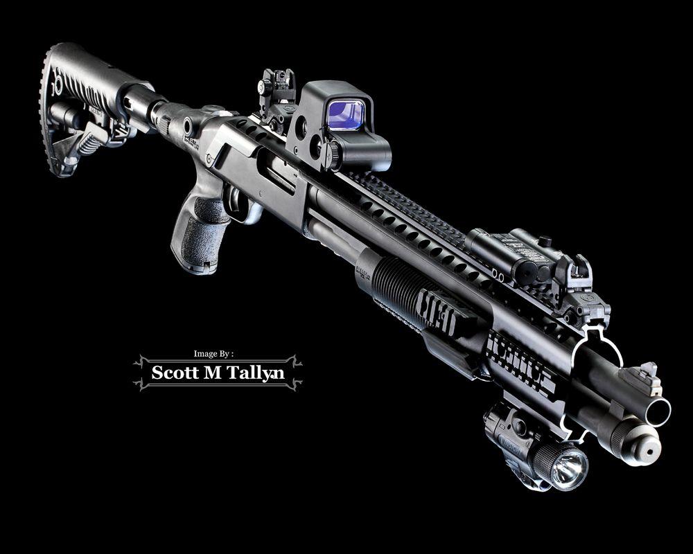 Ati scorpion mossberg 500 price - Gunshots Photography Mossberg 590 Custom Tactical Shotgun Mossberg 590 Tactical Shotgun Accessories