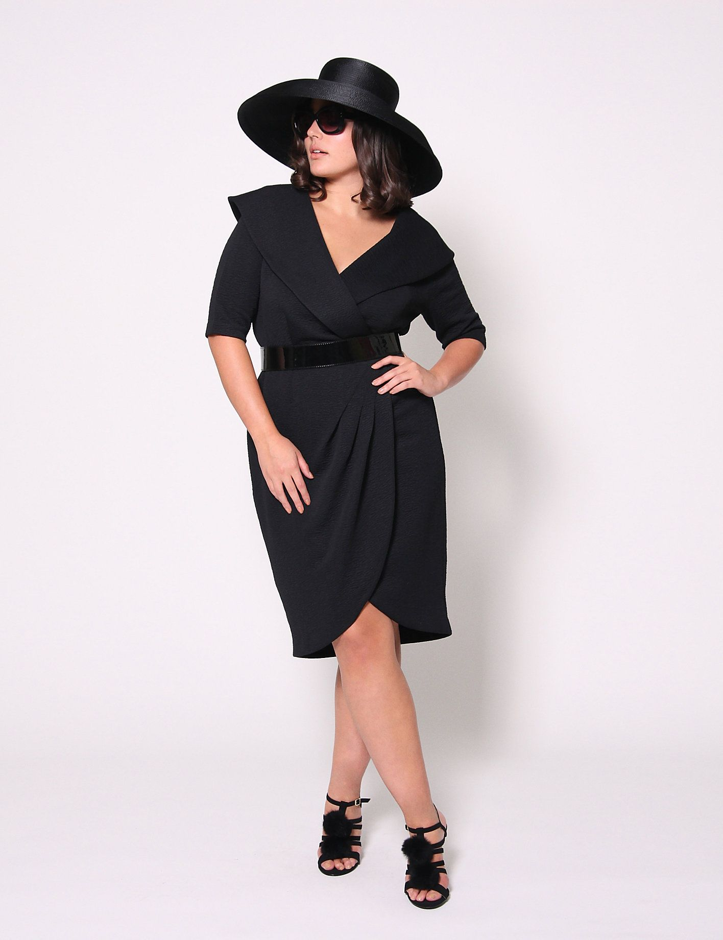 04a46cb79d404 Shop Christian Siriano - Plus Size Clothing Collection