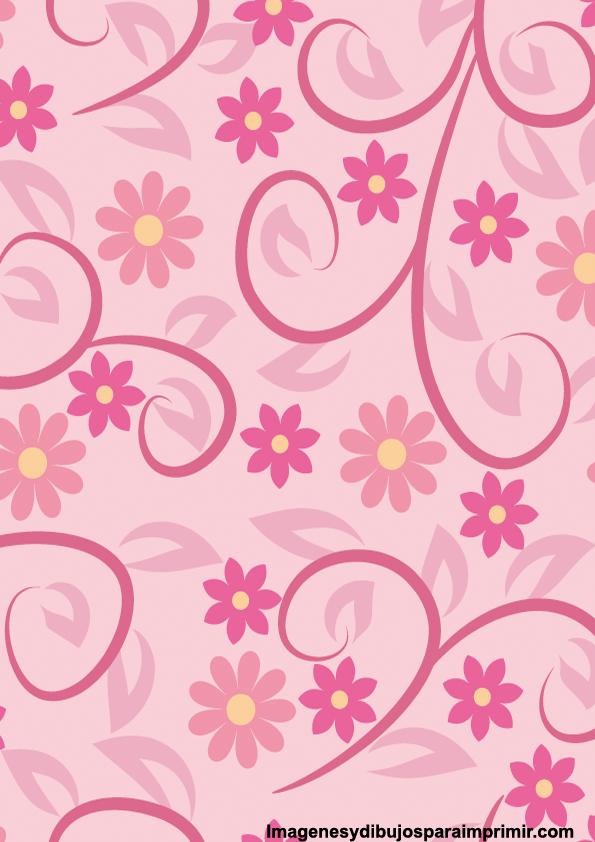 Papel Rosa Para Imprimir Scrap Pinterest Wallpaper