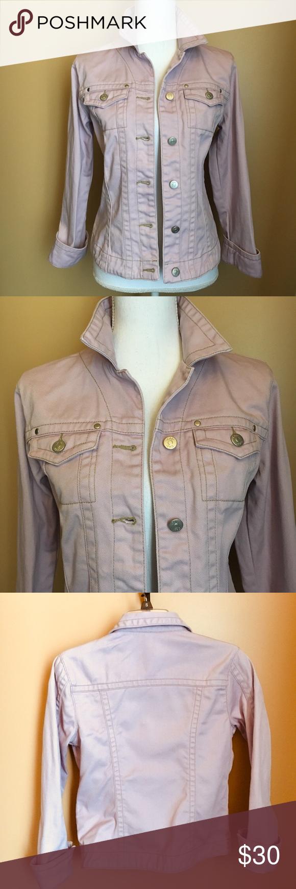 Cabi Lavender Jean Jacket Style 253 Cotton Denim Jean Jacket Styles Lavender Jeans Jackets [ 1740 x 580 Pixel ]