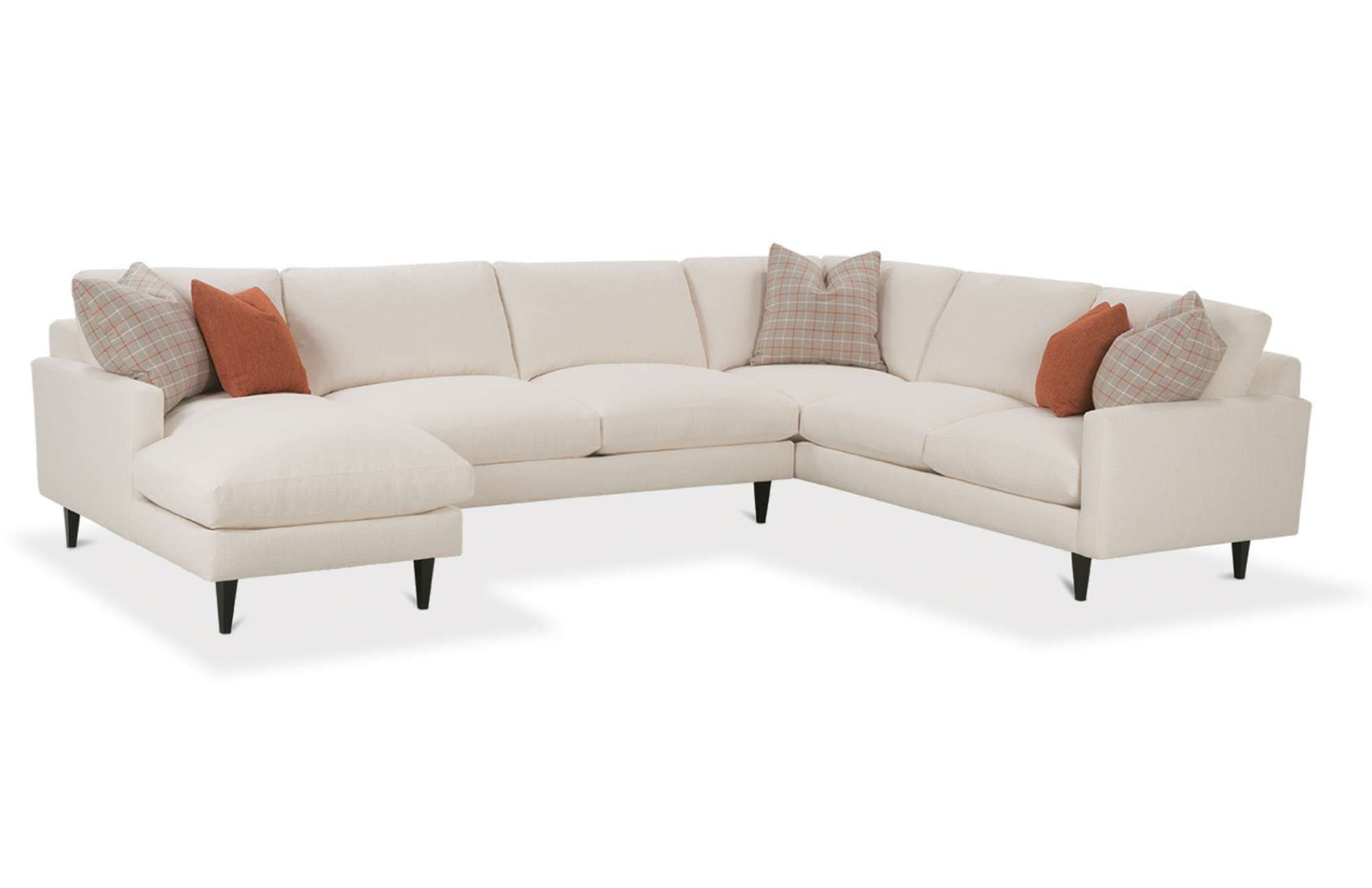 The Oslo Sectional Can Be The Perfect Compliment To Any Room In