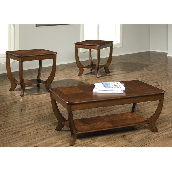 Best You Ll Love The Lynette 3 Piece Coffee Table Set At 640 x 480