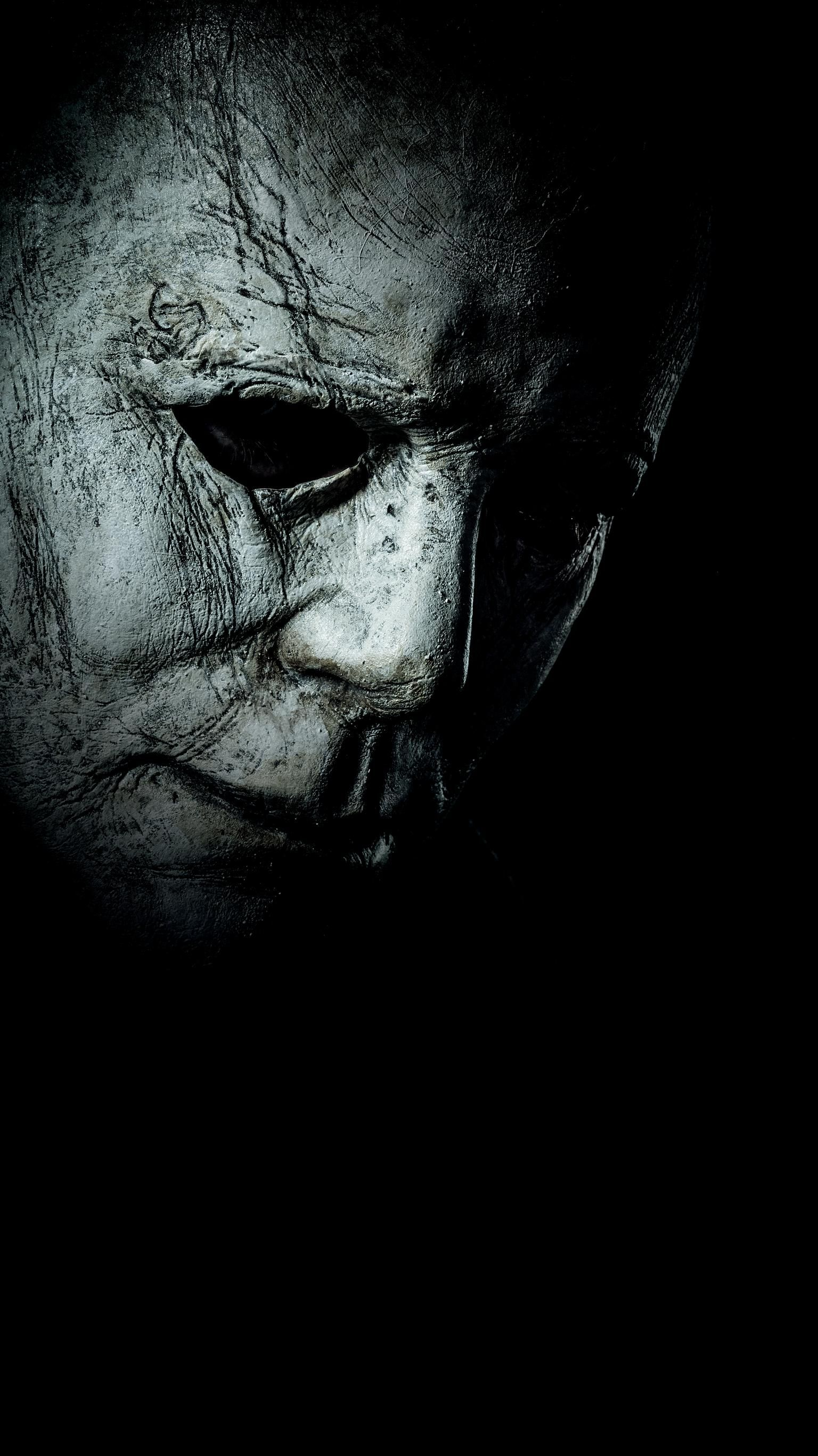 Halloween (2018) Phone Wallpaper Horror photos