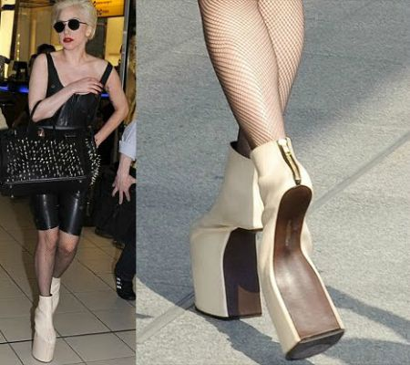 En Sus Zapatos Lady Gaga Fashion Mix Moda Lady Gaga Lady Gaga Looks Zapatos De Lady Gaga