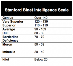 StanfordBinet Intelligence Scale  Education Nation