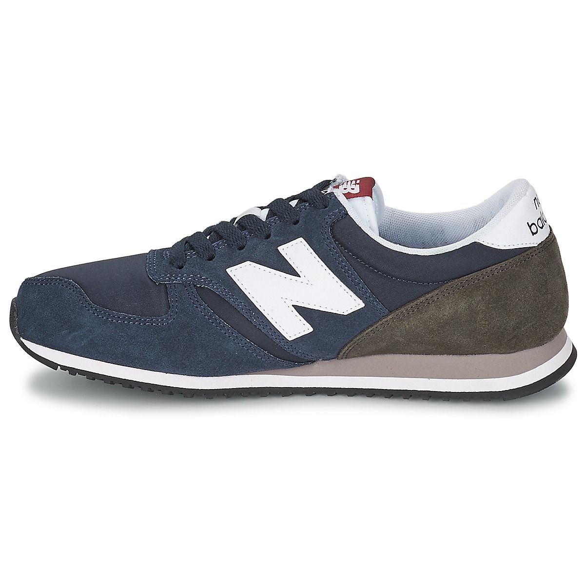 best service 1cb36 0e0d5 Baskets basses New Balance U420 Navy - Chaussure pas cher avec Shoes.fr ! -  Chaussures 84,99 €
