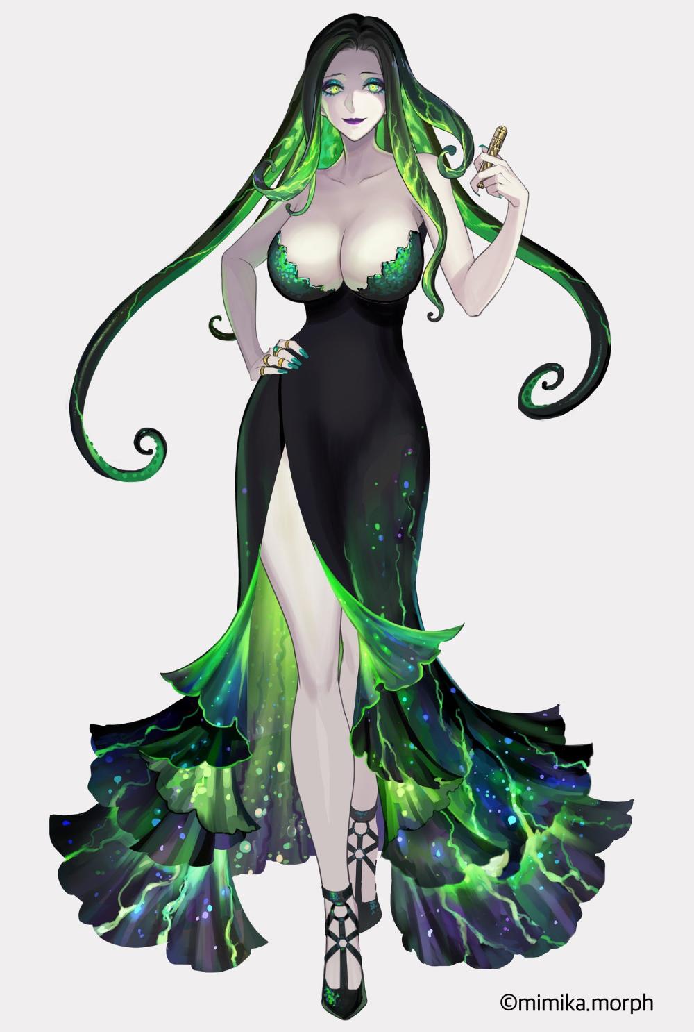 Photo of ミミカ・モーフ?virtual creature on Twitter
