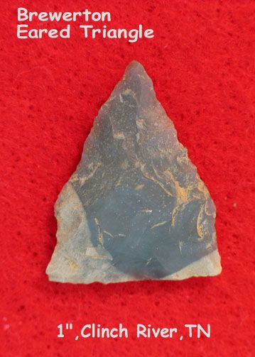 Brewerton Projectile Point