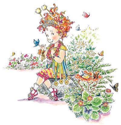 Robin Preiss Glasser, the Fancy Nancy miracle lady!