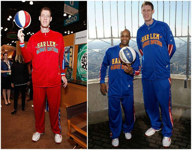 Top List of the Tallest Basketball Players in NBA History