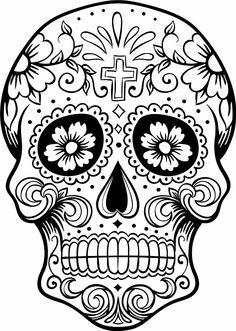 amazon skull sugar - Buscar con Google   p   Pinterest   Sugaring ...