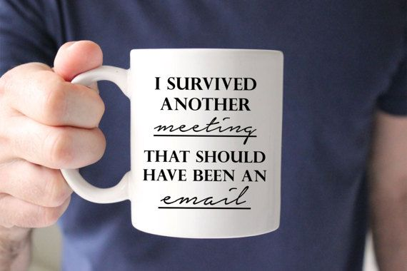 Boss Gift Secretary Office Christmas Funny Coffee Cup