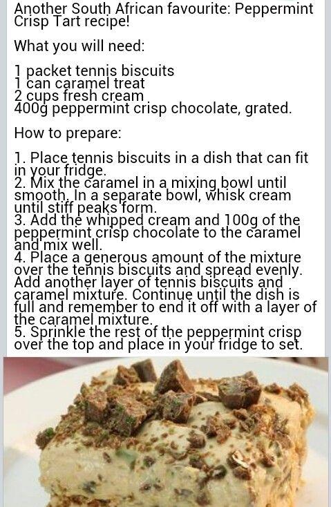 Easy peppermint dessert recipes