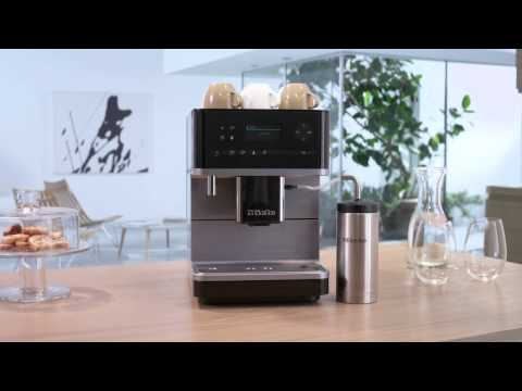 16 Miele Cm6 Countertop Coffee System Youtube With Images