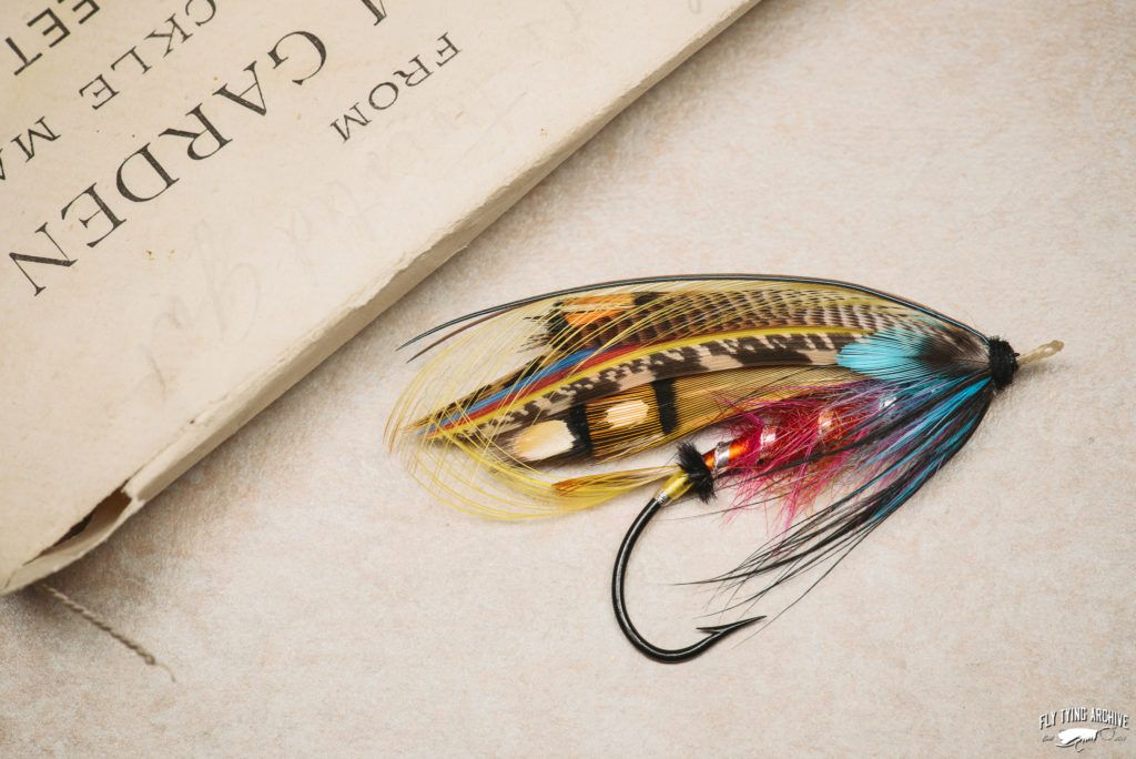 McIntyre Classic Salmon Fly | Salmon flies, Fly tying ... Classic Atlantic Salmon Fly Patterns